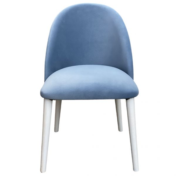 Macaroon Side Chair (Sunbury Nappa)
