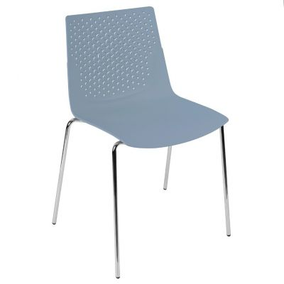 Flex Side Chair (Blue)