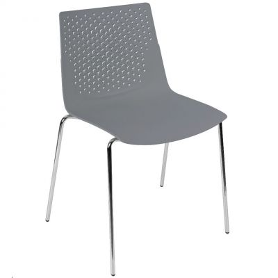 Flex Side Chair (Grey)