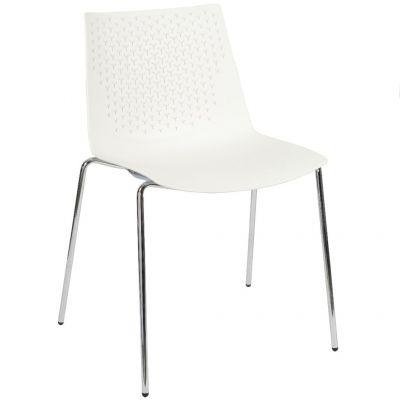 Flex Side Chair (White)