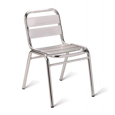 Aluminium Side Chair