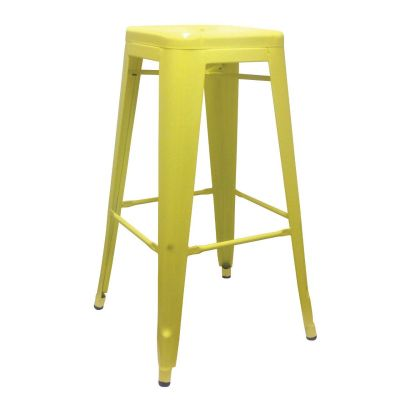 French Bistro High Stool (RAL)