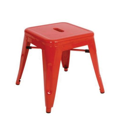 French Bistro Low Stool (RAL)