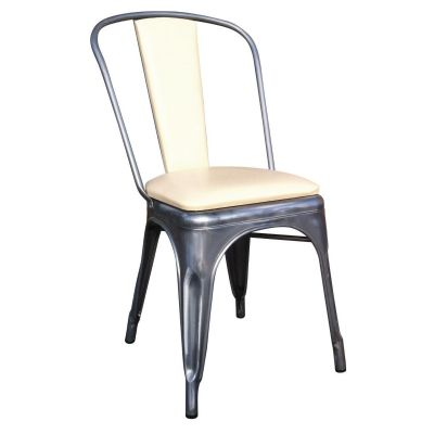 French Bistro UPH Side Chair