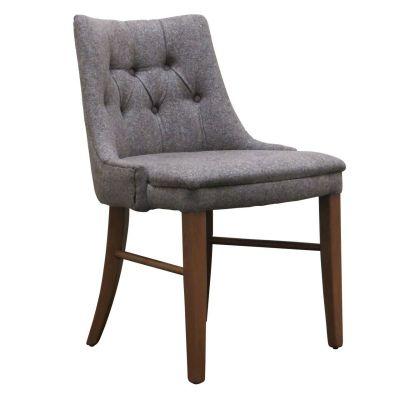 Bono Deep Button Side Chair
