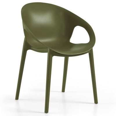 Cosy Arm Chair (Olive)