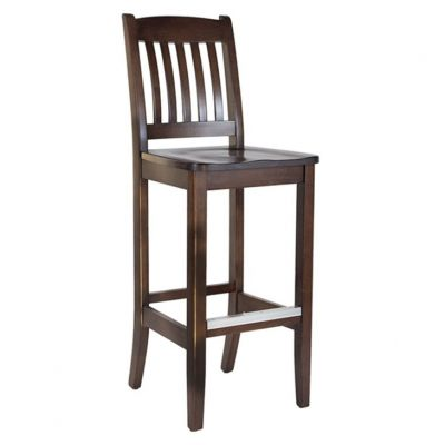 Court High Chair (Walnut)