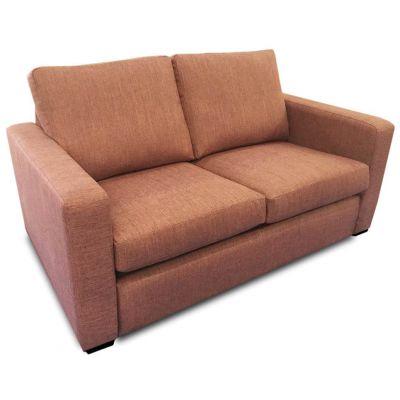 Denver Three Seater Sofa (Terracotta)
