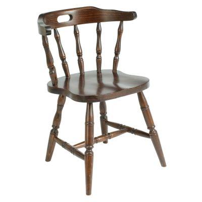 Farmhouse Captains Side Chair