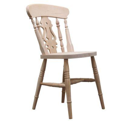 Farmhouse Fiddle Side Chair