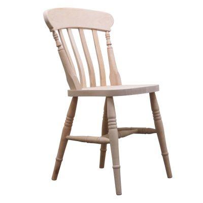 Farmhouse Slat Side Chair