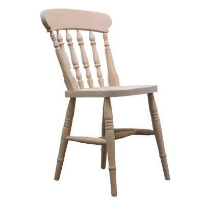 Farmhouse Spindle Side Chair