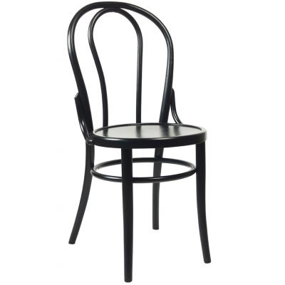 Bentwood Side Chair (Walnut)