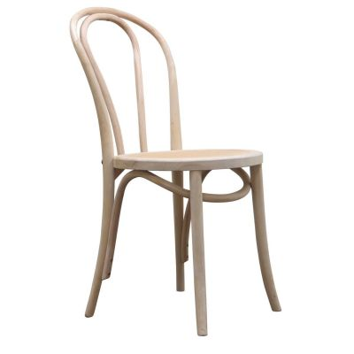 Bentwood Side Chair (Clear Lacquer)