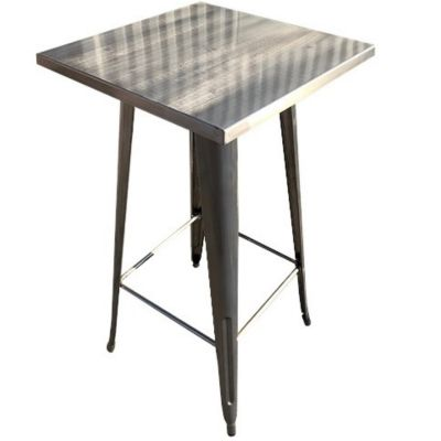 French Bistro Table Poseur 60