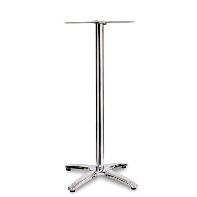 Fresh 4 Star Poseur Height Table Base