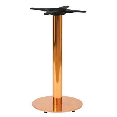 Zuto Round Dining Height Table Base