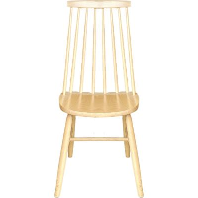 Harper Side Chair (Clear Lacquer)