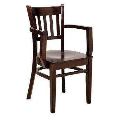 Holt Arm Chair (Walnut)