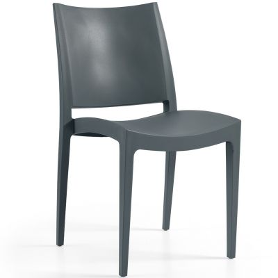 Libby Side Chair (Anthracite)