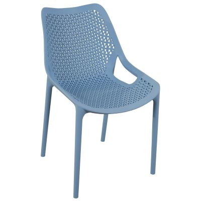 Oxy Side Chair (Light Blue)