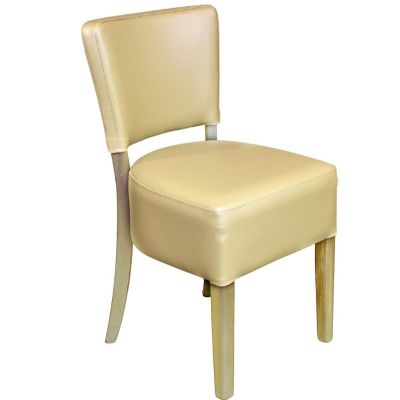 Memphis Standard Side Chair (Reed / Dark Oak)