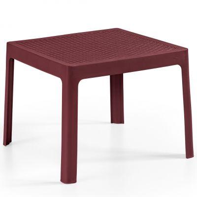Oxy Side Table (Bordeaux)