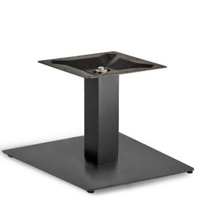 Profile Square Small  ST Coffee Height Table Base (Black)