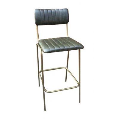 Rib High Chair (Olive)