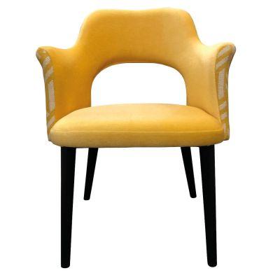 Sacher Carver Chair (Yellow)