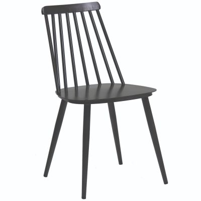 Seventy Aluminium Side Chair (Zinc)