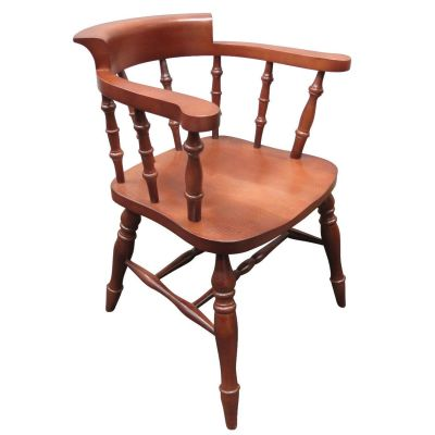 Smoker Bow Arm Chair