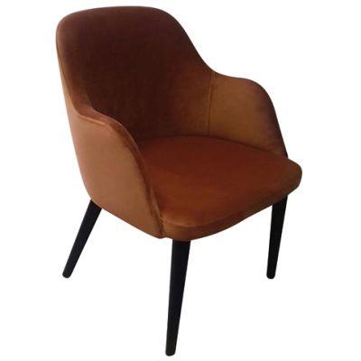Sorbet Full Back Carver Chair (Brick)