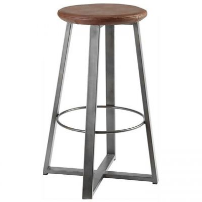 Stainless Steel High Stool
