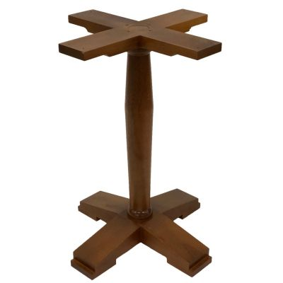 Contemporary Dining Height Table Base