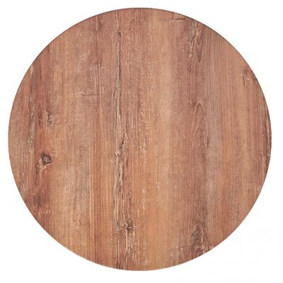 Round Topalit Table Top - 700mm Diameter