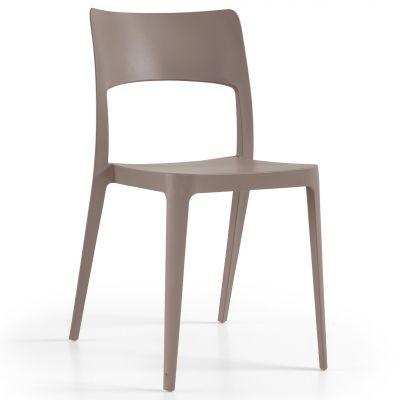 Vanity Side Chair (Turtledove)