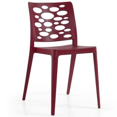 Venus Side Chair (Bordeaux)