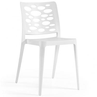 Venus Side Chair (White)