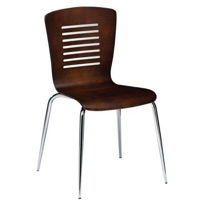 Verona Side Chair (Wenge)