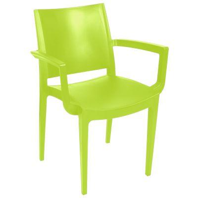 Wanda Arm Chair (Lime)