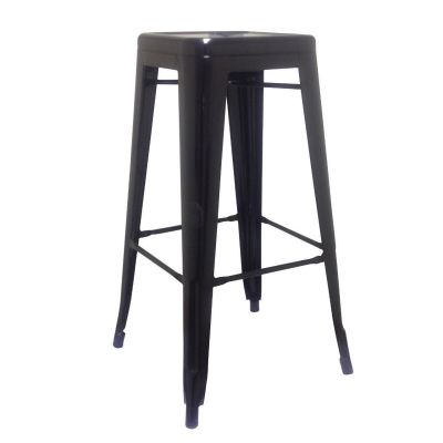 French Bistro Mid Height Stool (RAL)