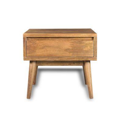 Britt One Drawer Table