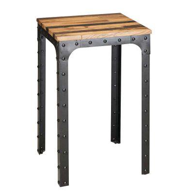 Rivet Poseur Table C