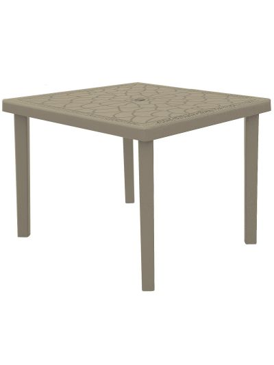 Gruvyer Dining Table 90 (Jute)
