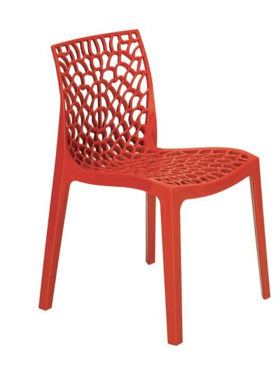 Gruvyer Side Chair (Red)