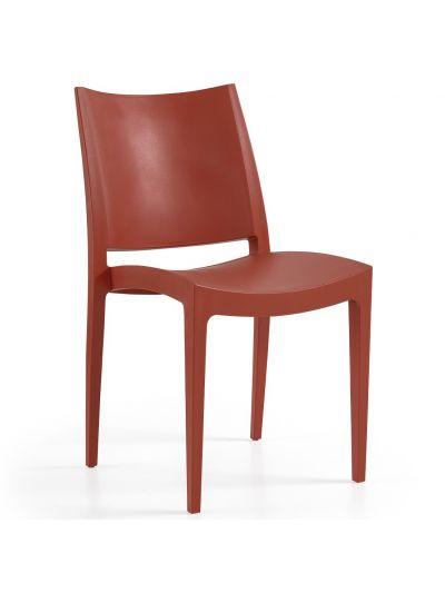 Libby Side Chair (Brick)