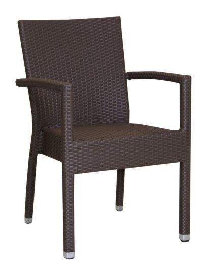 Prima Arm Chair (Taupe)
