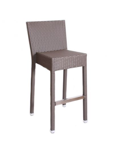 Prima High Chair (Taupe)