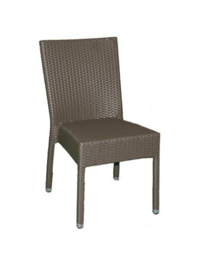 Prima Side Chair (Taupe)